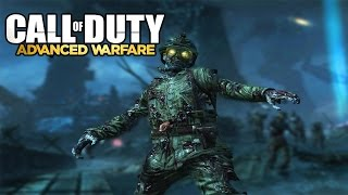 Играем в Экзо-зомби Call of Duty: Advanced Warfare, Descent. Первая игра.