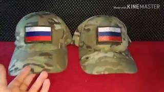 Обзор на тактические кепки в камуфляже