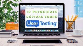 Como funciona UserTesting? - 10 dicas antes de você começar (+ Bônus no fim do vídeo) ☕
