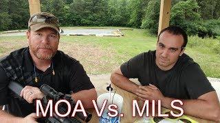 MOA vs MILS Discussion