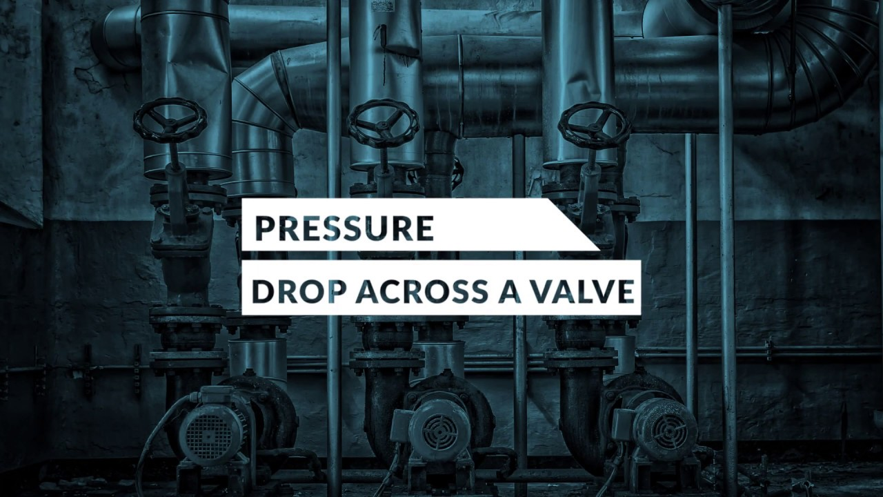 How to Calculate the Pressure Drop across a Globe Valve
