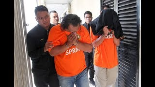 Former state Forestry Dept assistant engineer remanded for soliciting bribe