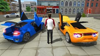 Sports Car Driving Simulator | New Street Racing Cars for Kids Game Play