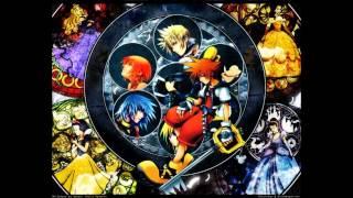 Kingdom Hearts - Utada Hikaru - Simple and Clean (SteezyNeekz Remix)