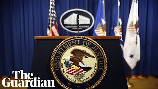 Mueller report: attorney general barr gives press conference – watch live