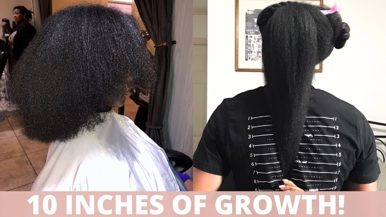 Download 10 Inches of Growth in 1 Year | How to Grow Long Hair Fast