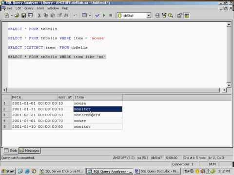 114 SQL Query A