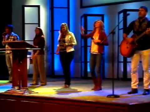 Word of Grace Worship Team featuring Trey Thomas singing another version of Jeremy Camp's