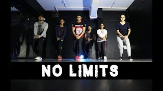 No Limits | Mohit Jain's Dance Institute | Dance Choreography