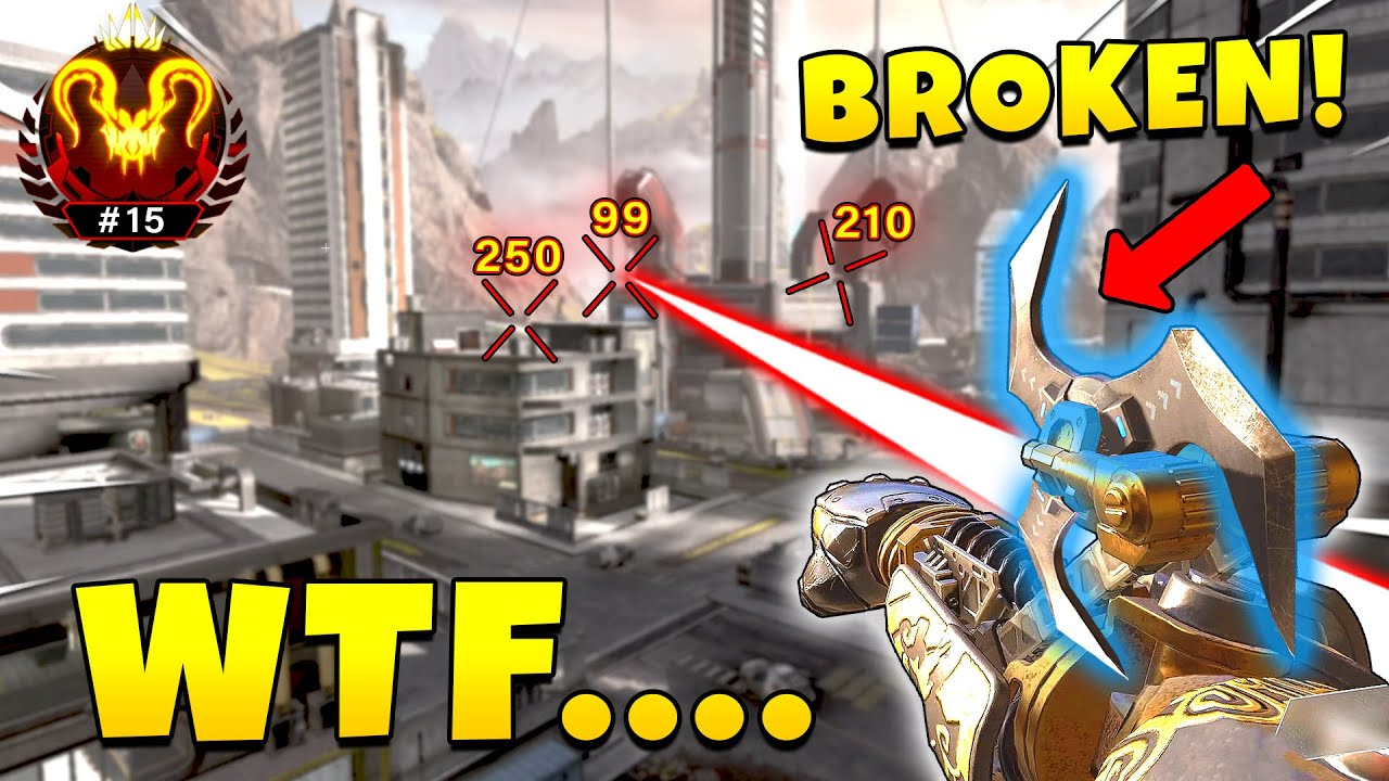 *NEW* FUSE BARRAGE OF NADES IS BROKEN AND UNFAIR! - Top Apex Plays, Funny & Epic Moments #757