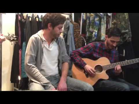 Man is not a Bird  private concert  Full song 1