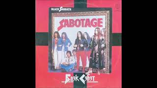 Black Sabbath ‎– Sabotage (SNC Records ‎– C90 31089 009) - 1975