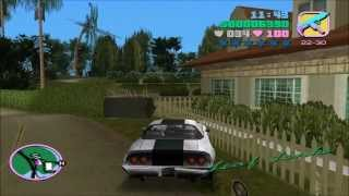 GTA Vice City (PC) 100% Walkthrough Part 5 [HD]