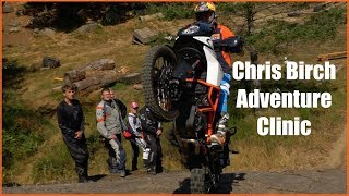 Chris Birch Adventure Clinic | Victoria, BC 2017