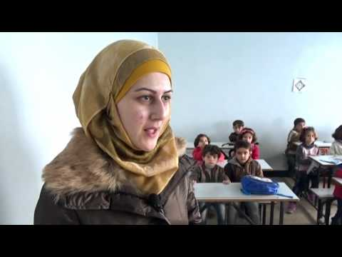 People in Need - Cash for Work projects in Syria