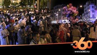 Le360.ma • روبورتاج: هكذا أحيت مدينة طنجة أجواء ليلة القدر المباركة