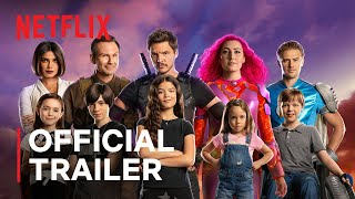 We Can Be Heroes starring Priyanka Chopra & Pedro Pascal | Official Trailer | Netflix