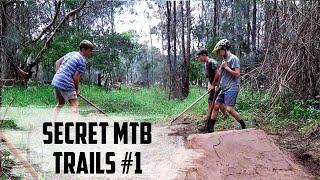 Secret MTB Trails -  Build And Ride
