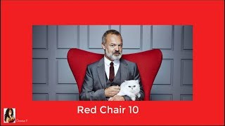 Graham Norton Red Chair (10)