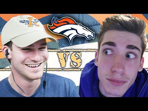 Rebuilding the Denver Broncos w/ Bengal   SPEED REBUILD Madden 18 Connected Franchise