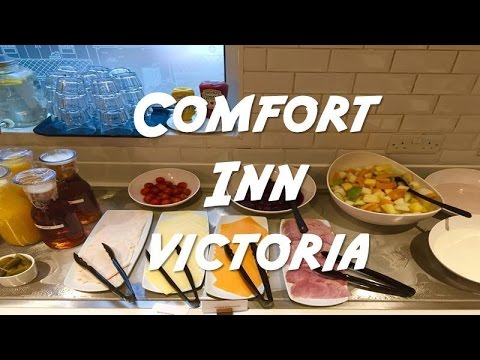 Let S See What S On Comfort Inn Victoria United Kingdom