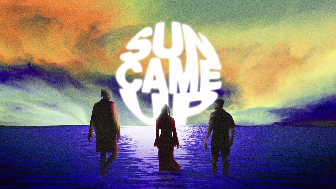 SOFI TUKKER & John Summit - Sun Came Up (Claptone Remix) [Visualizer] [Ultra Music]