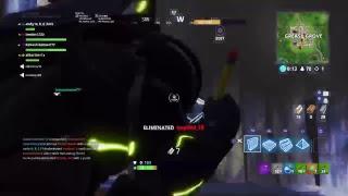 Fortnite Level 80 Omega