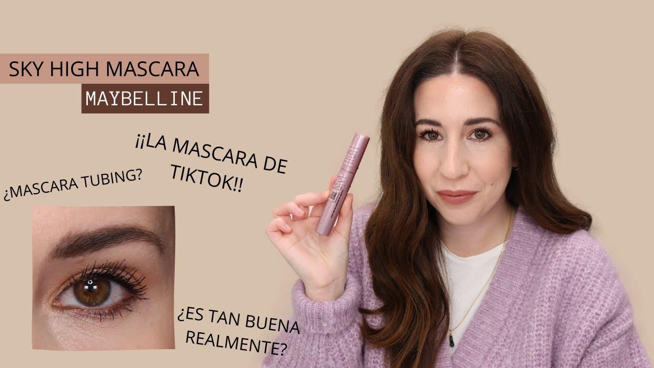 MAYBELLINE SKY HIGH MASCARA   TikTok viral mascara