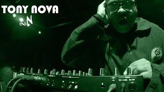 Best Detroit Techno DJ Mix and Live set 142-165-BPM with Tony Nova.