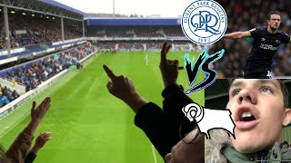 QPR V DERBY VLOG / A POINT IS BETTER THAN NONE