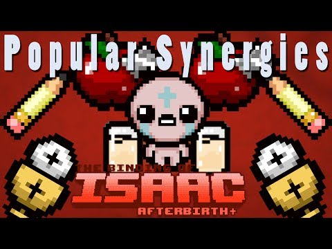 The Binding of Isaac Afterbirth Plus | Preschool! | Popular Synergies!