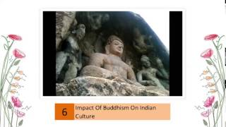 The Impact Of Buddhism On Indian Culture
