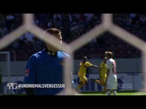 #UndNiemalsVergessen: FC Augsburg - 1. FC Union Berlin, 2009