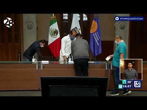 Actualización sobre COVOD-19 en Nuevo León - 11 Abril 2020