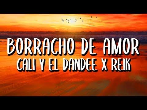 Cali Y El Dandee Ft. Reik - Borracho De Amor