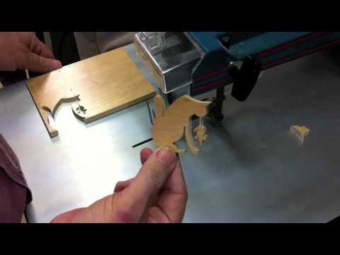 Shopsmith Scroll Saw Review