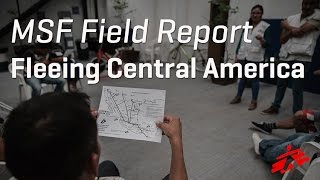 Fleeing Central America to Survive