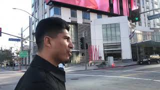 Mikey Garcia Seconds AFter Faceoff With Errol Spence Jr