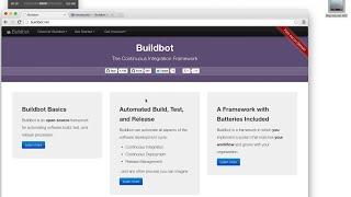 1. Instalación de Buildbot sobre Ubuntu sobre Vagrant