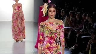 f3b383b5 Chiara boni la petite robe spring summer 2019 new york fashion channel