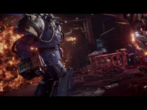 Space Hulk: Deathwing Enhanced Edition - Video