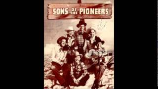 Empty Saddles - Sons of the Pioneers