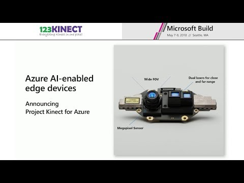 First Images Captured by Microsoft's Project Kinect for