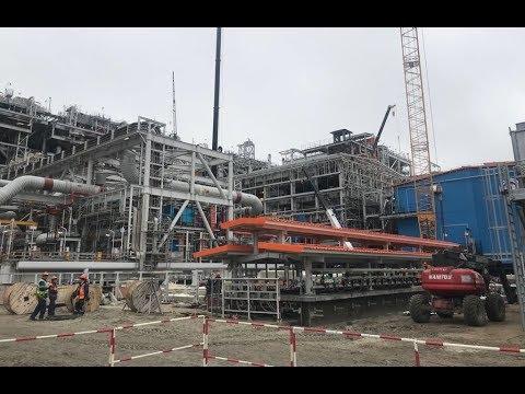 НОВАТЕК - добыча нефти и газа