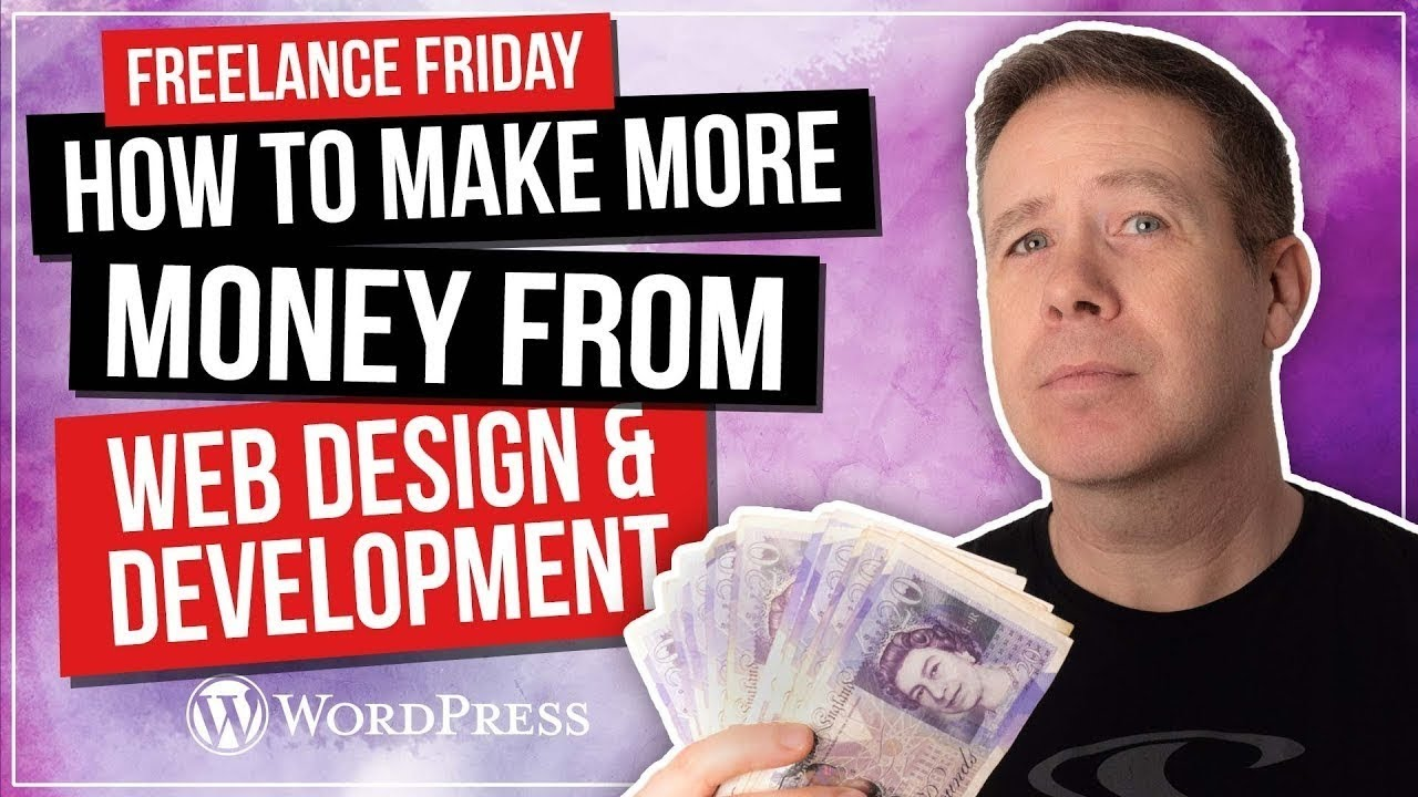 How To Make Money From Web Development Design Youtube