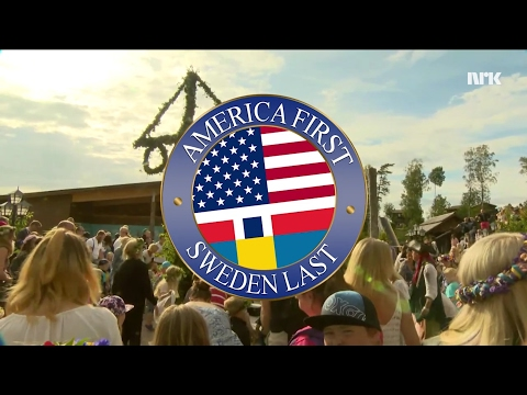 Norway Second, Sweden Last   From the Norwegian government to POTUS