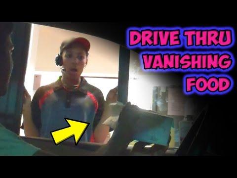 Drive Thru Vanishing Food