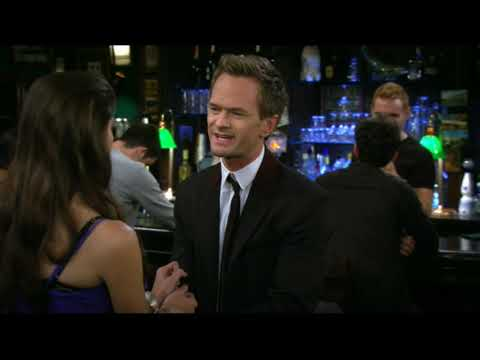 How I Met Your Mother Scenes That Foreshadow And/or Justify The Ending (part 5 Of 5)