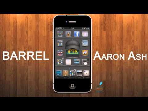 "Démonstration de ""Barrel"" de Aaron Ash ! myiDevice"