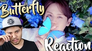 """BEAST(비스트) - 'Butterfly' MV (REACTION) """"THERE IS SOMETHING IN MY EYE!?"""""""